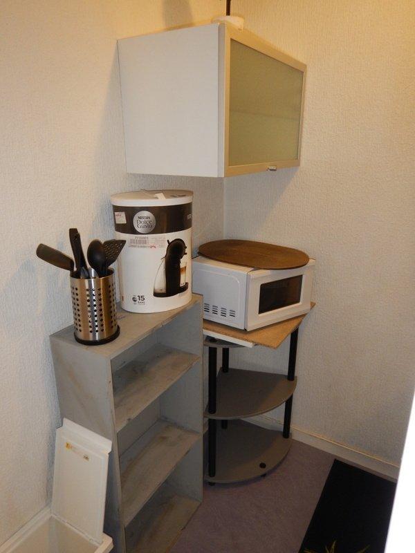 Appartement à louer F1 à Nancy-Centre ville - Charles III