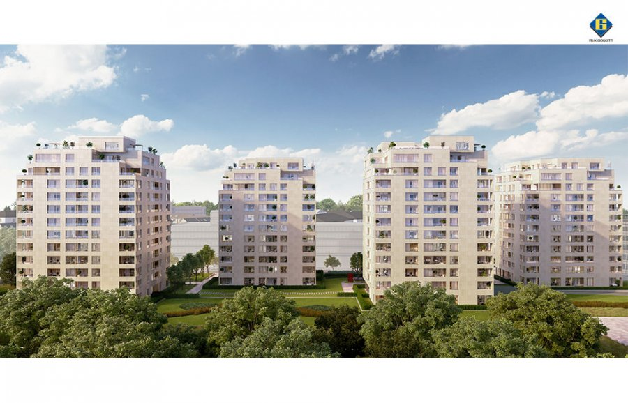 acheter appartement 2 chambres 87.12 m² luxembourg photo 2
