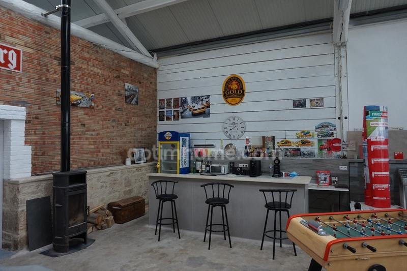 acheter bureau 3 pièces 285 m² robert-espagne photo 2