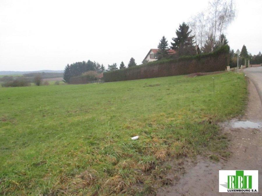 Terrain constructible à vendre à Montenach