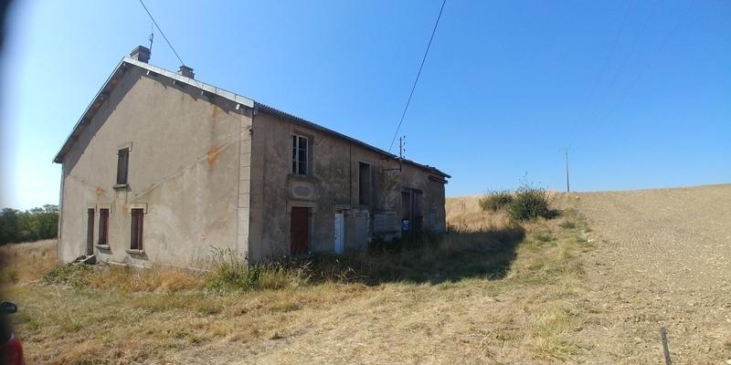 Terrain non constructible à vendre à Montfaucon-d'Argonne