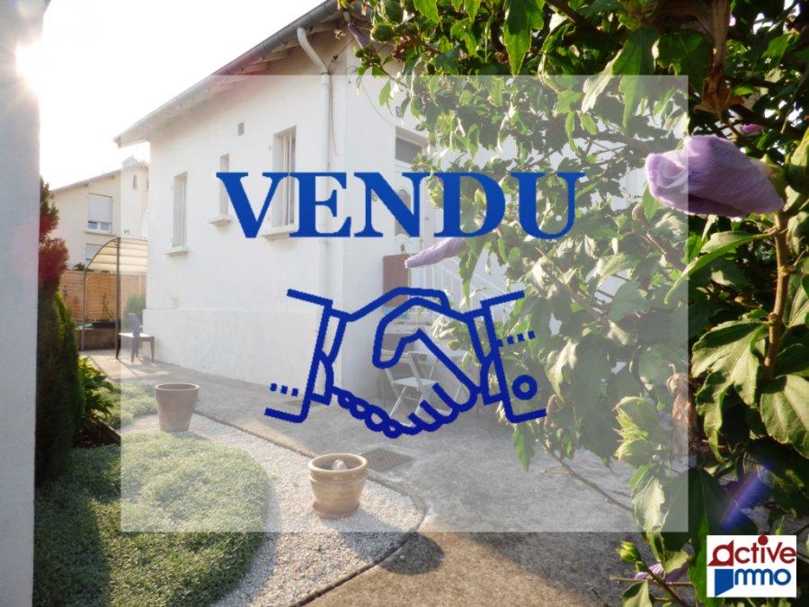 acheter maison 3 pièces 75 m² fameck photo 1