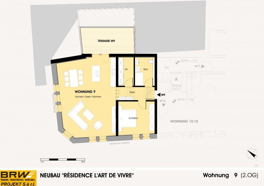 acheter appartement 1 chambre 97.41 m² echternach photo 2