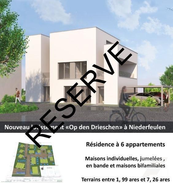 Maison mitoyenne à vendre 3 chambres à Feulen