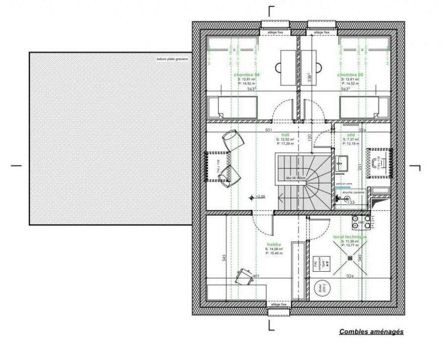 acheter maison mitoyenne 5 chambres 183 m² berbourg photo 6