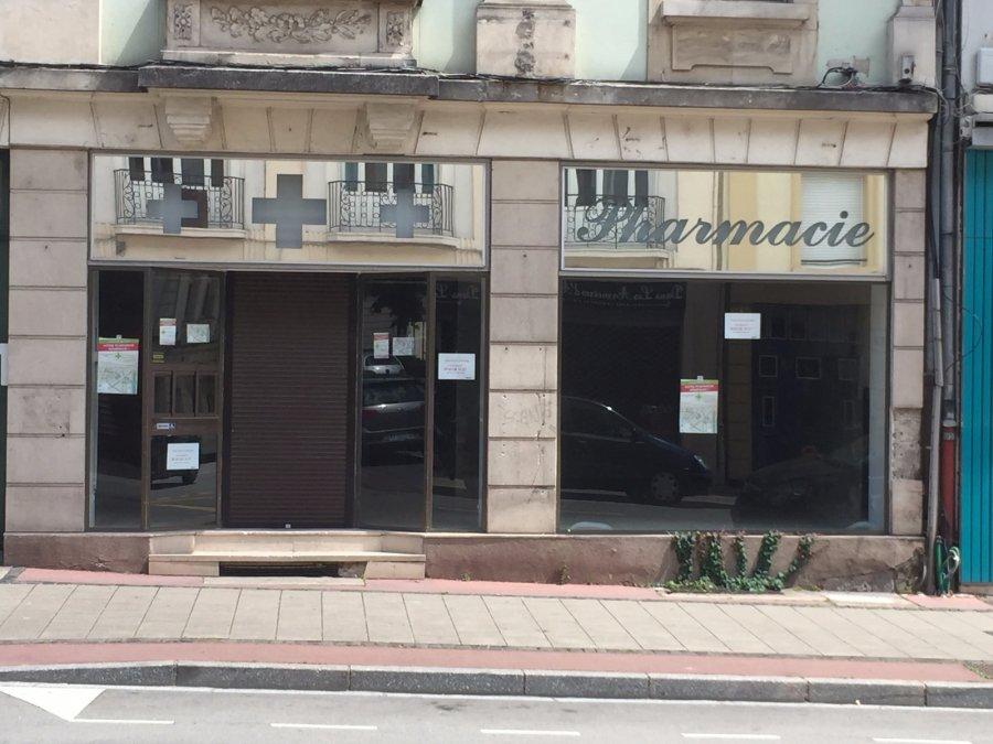 Local commercial à louer à Metz-Sablon