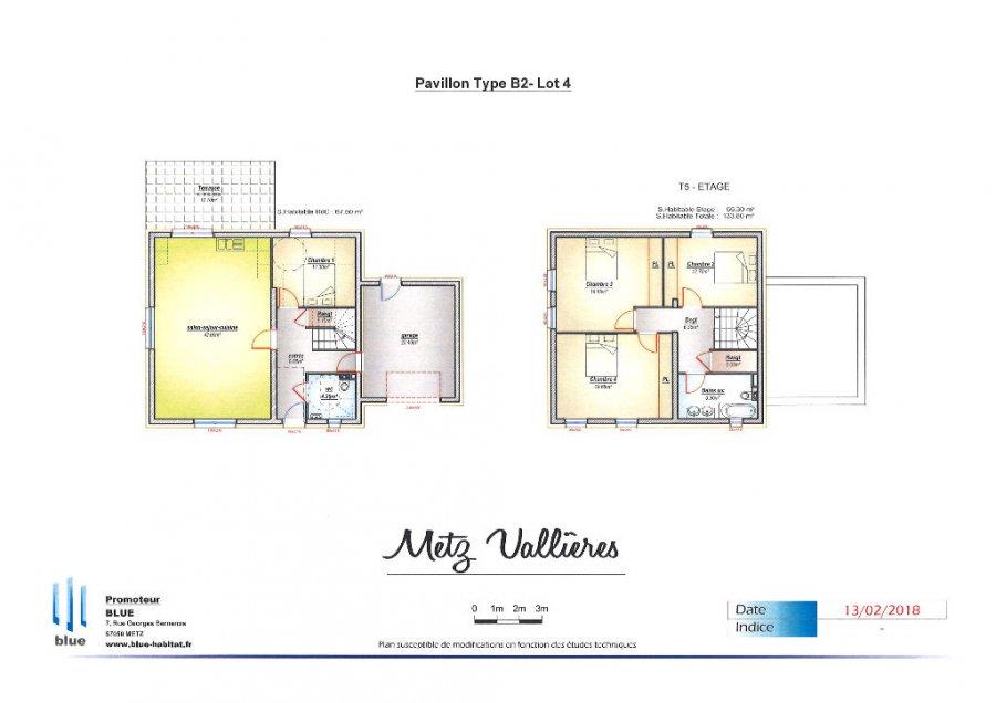 acheter maison 4 pièces 89.05 m² metz photo 2