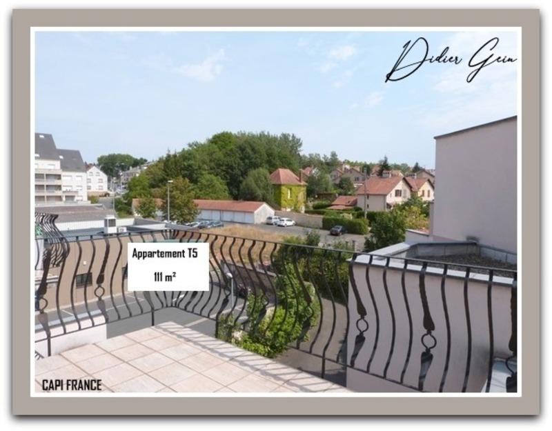 acheter duplex 5 pièces 111 m² sarreguemines photo 3