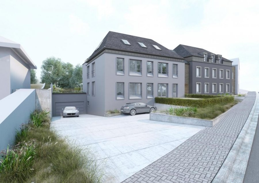 acheter penthouse 1 chambre 47 m² kehlen photo 3