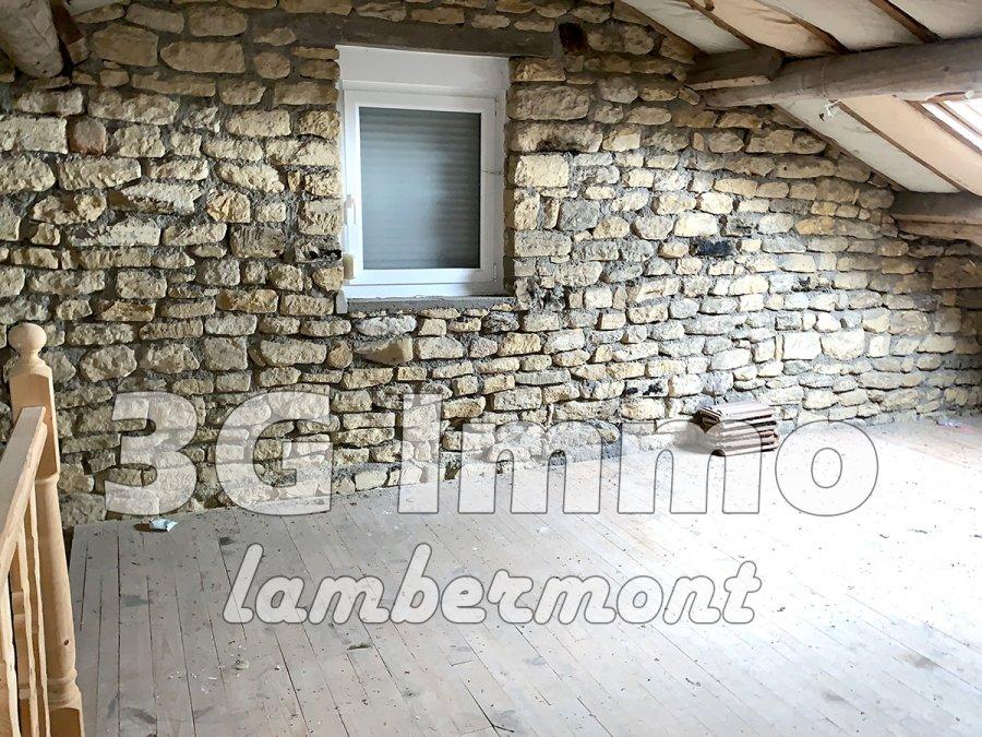 Maison à vendre F5 à Villers-la-Chèvre
