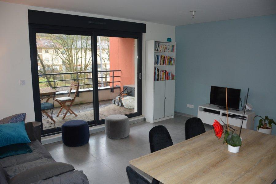 louer appartement 2 pièces 54 m² volmerange-les-mines photo 1
