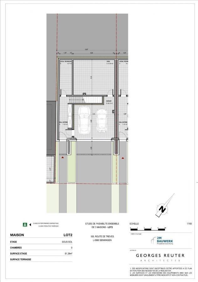 detached house for buy 3 bedrooms 167.04 m² senningen photo 4