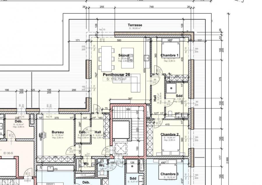 acheter appartement 2 chambres 119 m² wemperhardt photo 4