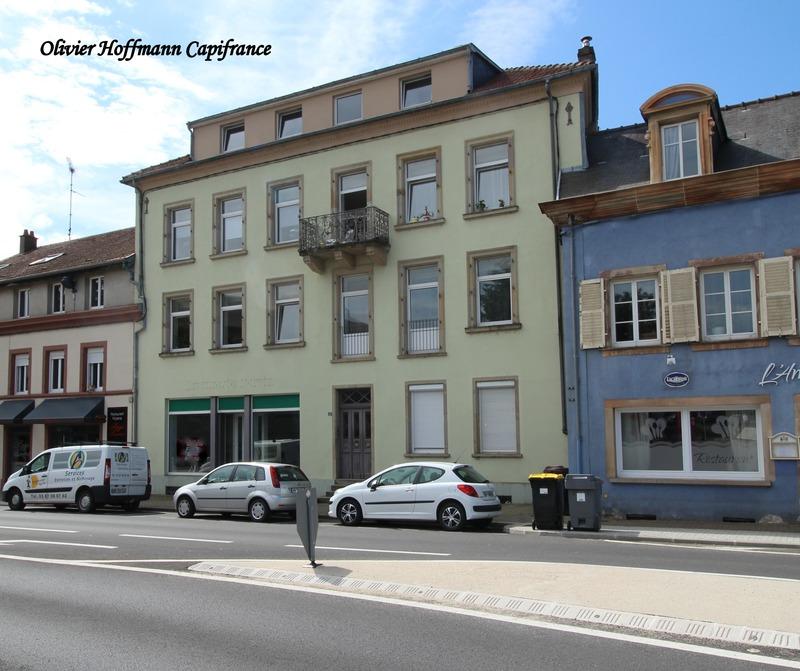 acheter local commercial 3 pièces 146 m² sarrebourg photo 2