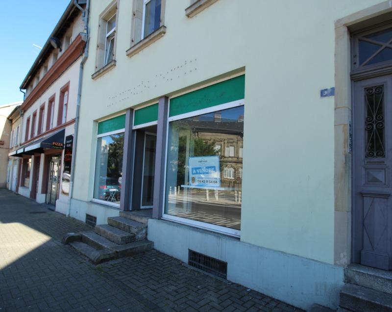 acheter local commercial 3 pièces 146 m² sarrebourg photo 1