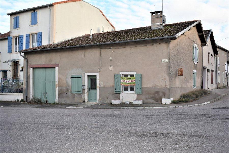Maison à vendre F3 à Essey et maizerais
