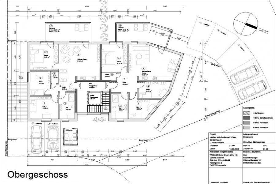 acheter appartement 4 pièces 108 m² palzem photo 7
