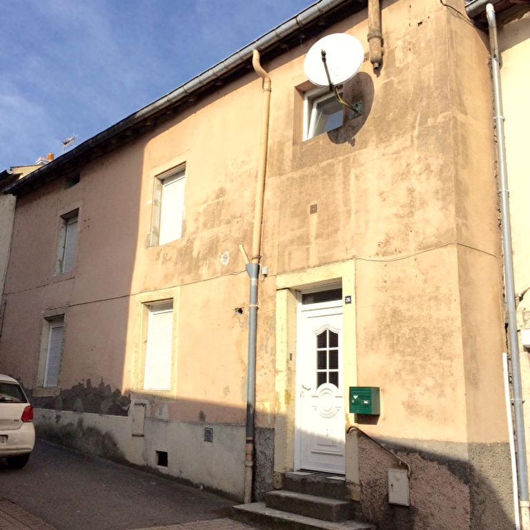Maison à vendre F3 à Moyeuvre grande
