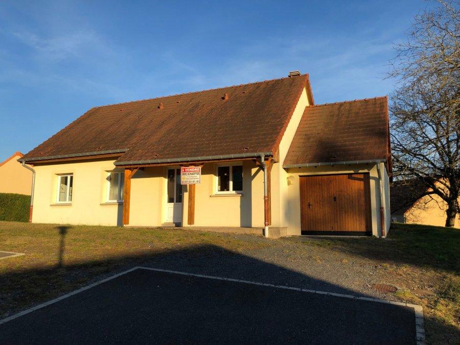 Maison à vendre F4 à Fenetrange