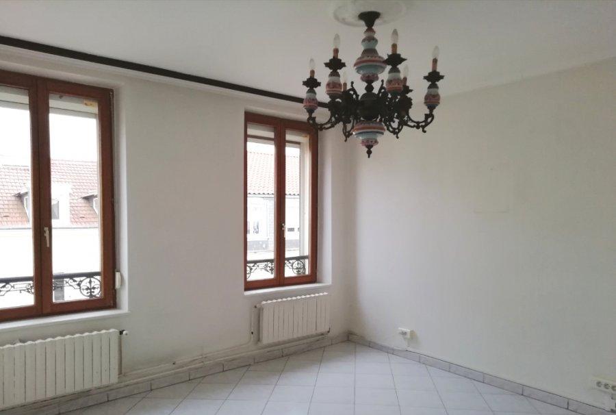 Appartement à vendre F4 à Montigny les metz
