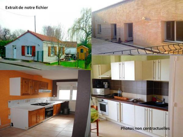 maison individuelle louer carvin 590 immoregion. Black Bedroom Furniture Sets. Home Design Ideas