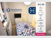 Schlafzimmer zur Miete 4 Zimmer in Luxembourg-Centre ville - Ref. 7190616