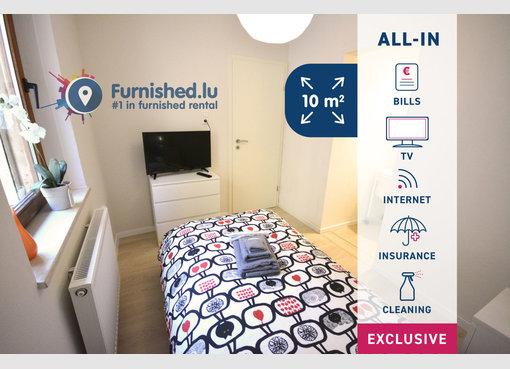 Schlafzimmer zur Miete 4 Zimmer in Luxembourg (LU) - Ref. 7190616
