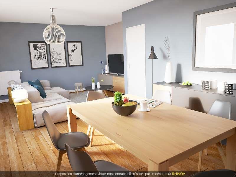 acheter appartement 2 pièces 46 m² talange photo 1