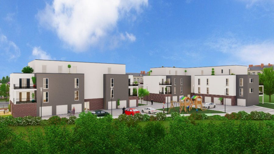 acheter appartement 2 pièces 50 m² yutz photo 1