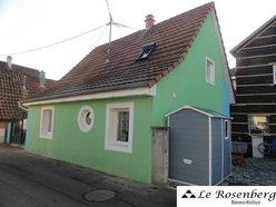 Maison à vendre F3 à Bartenheim - Réf. 4962904