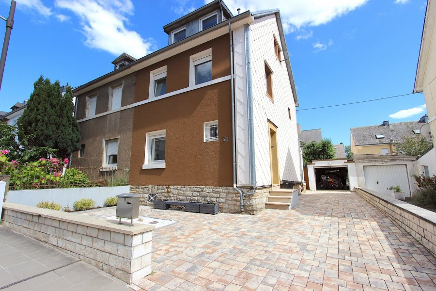 acheter maison 0 chambre 177 m² luxembourg photo 1