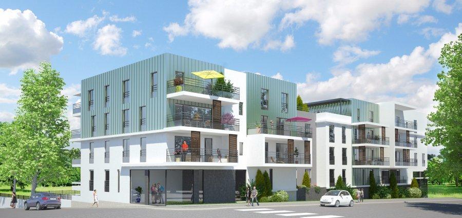 appartement en vente metz queuleu 66 m 208 000 immoregion. Black Bedroom Furniture Sets. Home Design Ideas