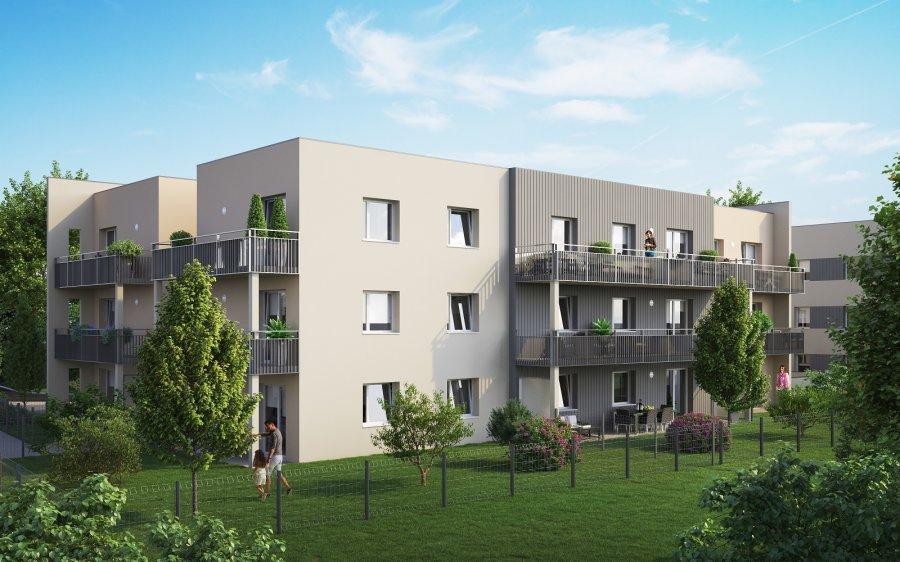 acheter appartement 3 pièces 64.1 m² woippy photo 1