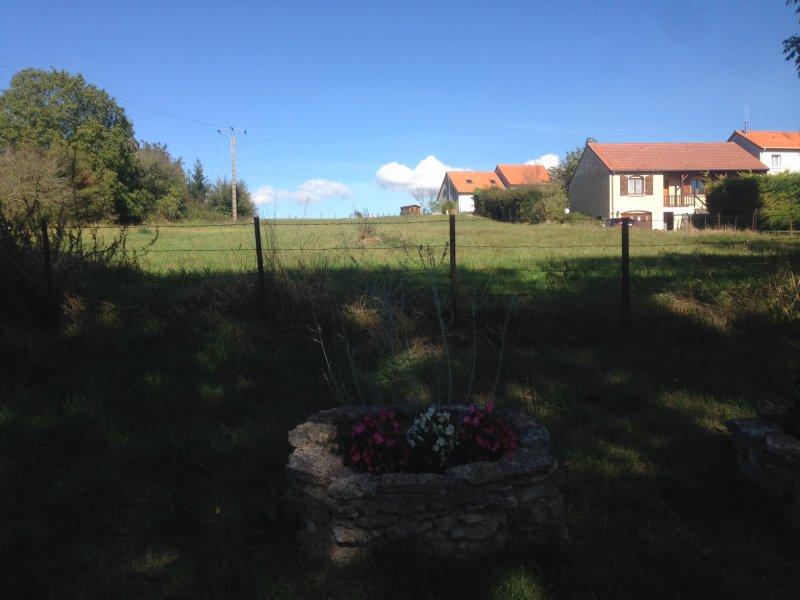 Terrain constructible à vendre à Courcelles sur nied