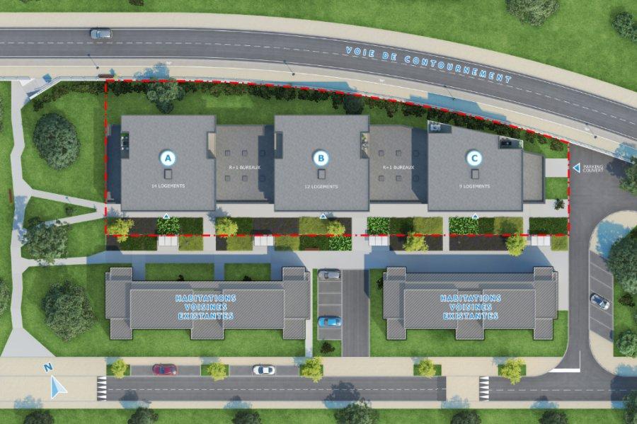 acheter immeuble de rapport 3 pièces 47.65 m² audun-le-tiche photo 2