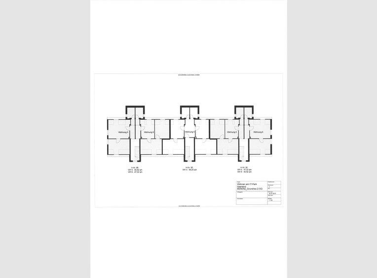 Renditeobjekt / Mehrfamilienhaus zum Kauf 17 Zimmer in Saarbrücken (DE) - Ref. 3924328