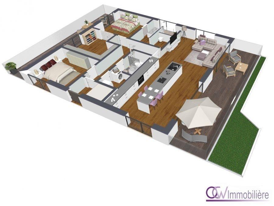 penthouse-wohnung kaufen 6 zimmer 137 m² echternacherbrück foto 3