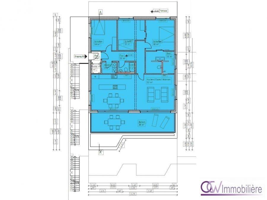 penthouse-wohnung kaufen 6 zimmer 137 m² echternacherbrück foto 4