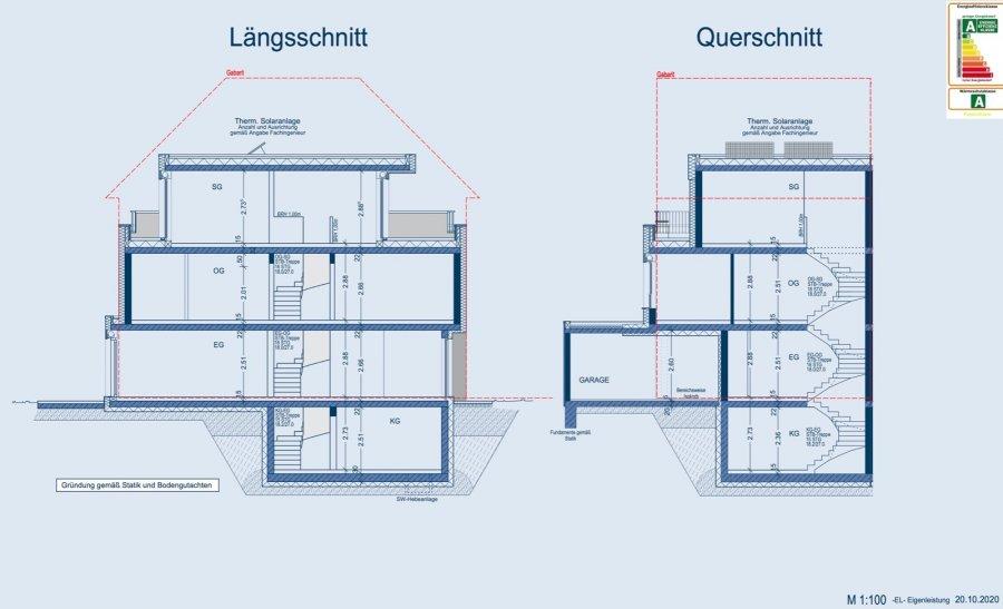 acheter maison 5 chambres 234.24 m² capellen photo 5