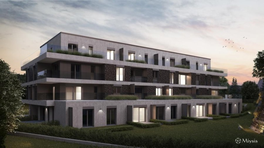 acheter appartement 1 chambre 61.97 m² luxembourg photo 1