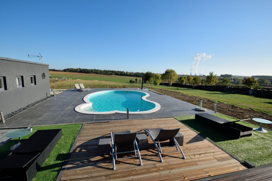 Villa à vendre 5 chambres à Mondorff