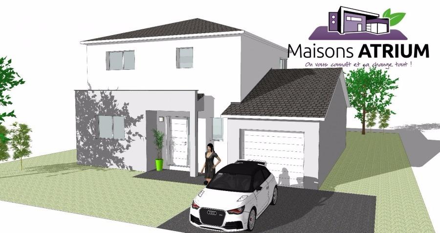 acheter maison individuelle 5 pièces 104.89 m² damelevières photo 1