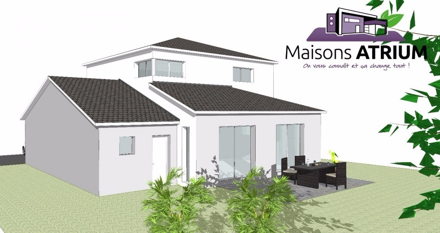 acheter maison individuelle 5 pièces 104.89 m² damelevières photo 2
