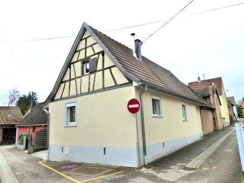 acheter maison mitoyenne 4 pièces 100 m² ingwiller photo 2
