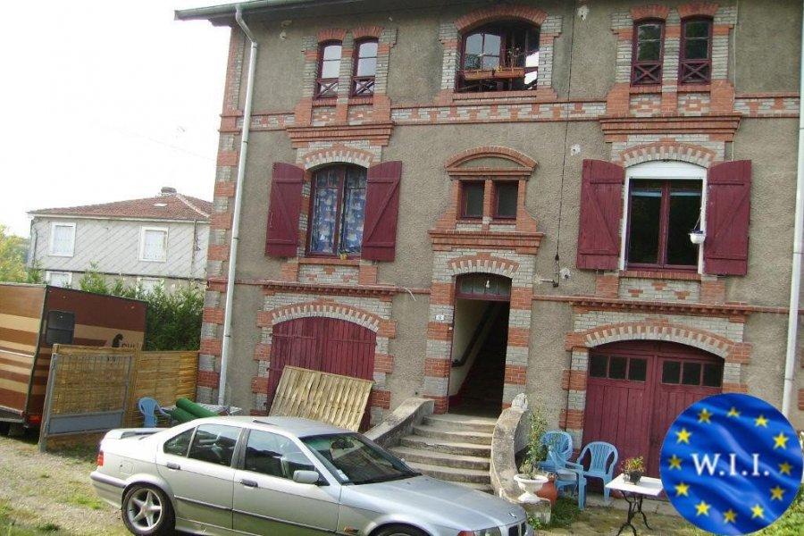 acheter maison 10 pièces 250 m² charmes photo 1