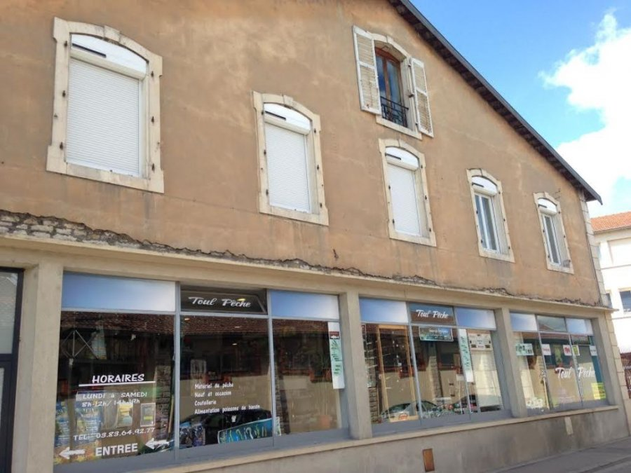 Tf immo agence immobili re toul for Deco appartement f4