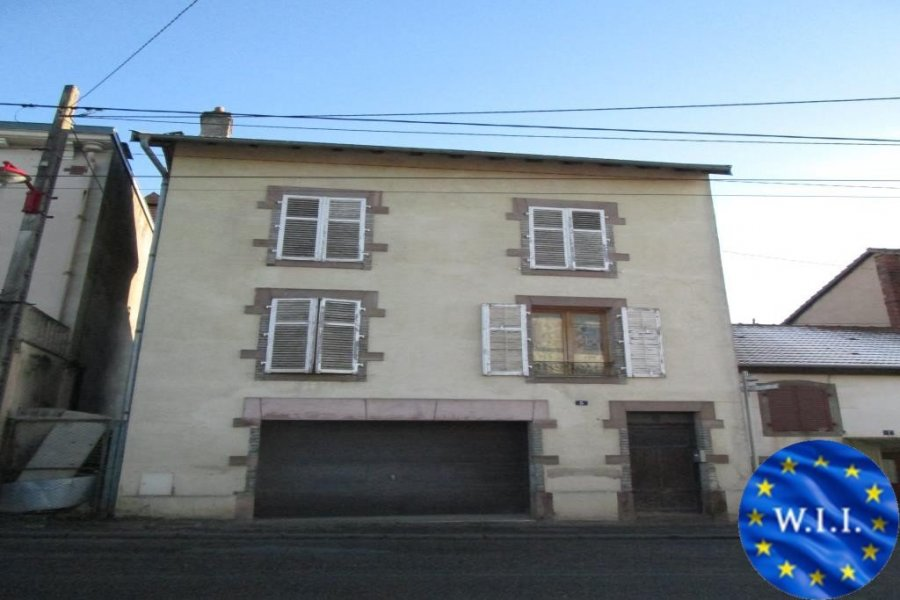 acheter maison 6 pièces 150 m² badonviller photo 1