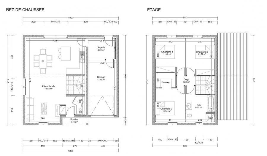 acheter maison individuelle 4 pièces 118 m² charmes photo 2