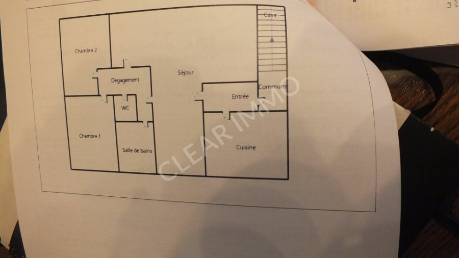 acheter appartement 3 pièces 65 m² briey photo 7