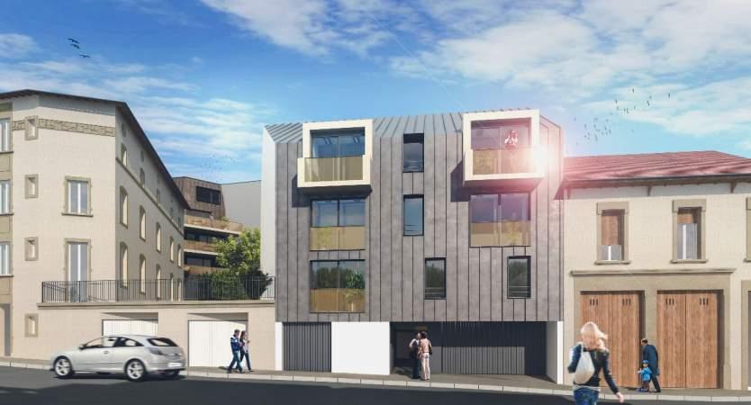 acheter appartement 1 pièce 35 m² nancy photo 3